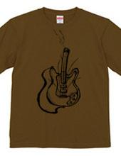 Cigarette guitar