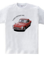 I love vintage life. (Honda)