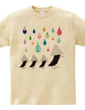 conical hat bird