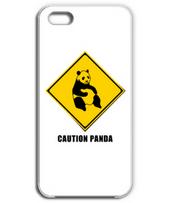 パンダ注意