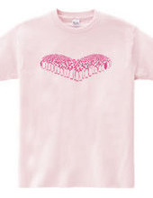 Penguins heart #pink