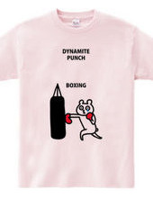 ボクシング 拳を痛める
