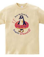Donut Penguin - A