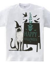 Halloween Cat 02