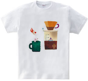 コーヒー(覆面レスラー)