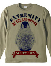 SLEEPY EYES PENGUIN