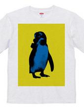 Penguin collage Art