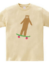 Skate Bear #4