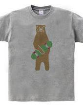 Skate Bear #5