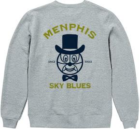 MENPHIS SKY BLUES