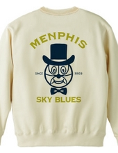 MENPHIS SKY BLUES