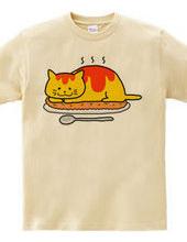 Omurice cat