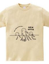ゾウの新しい鼻