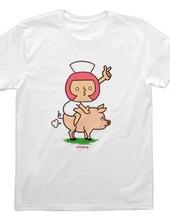 Hog-riding Bobbed nurse