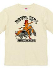 Devil Girl Motorcycle