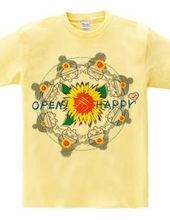 OPEN! HAPPY!