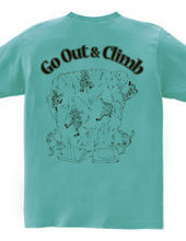 Go Out & Climb