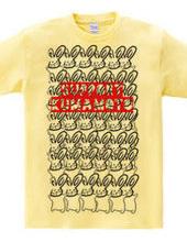 サポート熊本 うさぎの大群