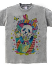 Reconstruction support t-shirt (Panda)