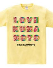 LOVE KUMAMOTO