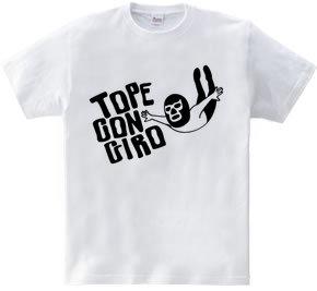 TOPE CON GIRO