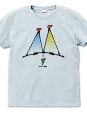 Triangle gradient