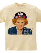 BRITAIN`S FIGHTING LADY