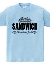 Sandwich & delicious food A