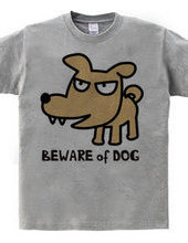 Beware of dog care