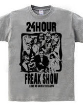 24HOUR FREAK SHOW