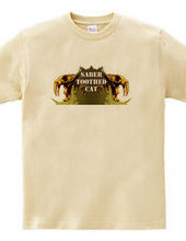Saber-toothed cat/Gold (front)