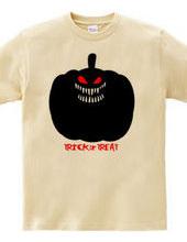 ハロウィン おばけかぼちゃ(ブラック)