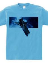 Sky Battleship 006  (front print)