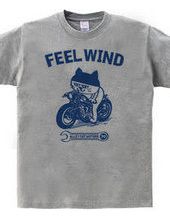 FEEL WIND -ALEEY CAT MOTORS- (bl)