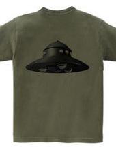 Classic UFO/Back Print
