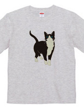 Taxed cat / square color