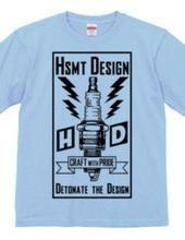 HSMT design PLUG(BLACK)