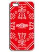 HSMT design BANDANNA(PLUG/RED)