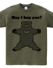 May I hug you?