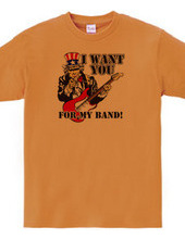 Wanted! Band members