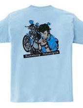 Pompadour and bikes