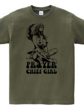 PRAYER CHIEF GIRL