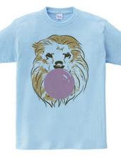 Balloon gum / Lion
