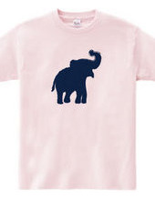 Zoo-Shirt | Jolly-looking elephant