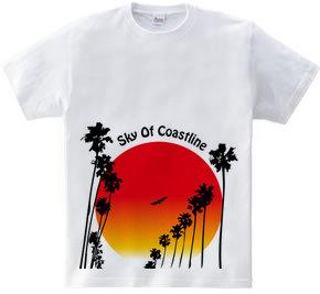 Sky Of Coastline