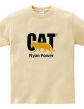 CAT Nyan Power