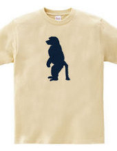 Zoo-Shirt   Monkey waiting for a...