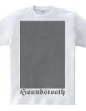 Organiccotton houndstooth check