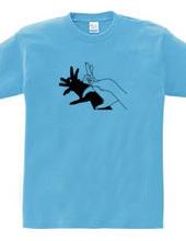 Shadow rabbit monster