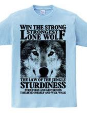 Jungle strongest Wolf strong pursuit Des
